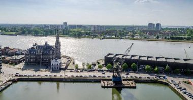 How is the Port of Antwerp optimising logistics with data science?