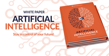 [WHITEPAPER] Artificial Intelligence: Stay in control of your future!
